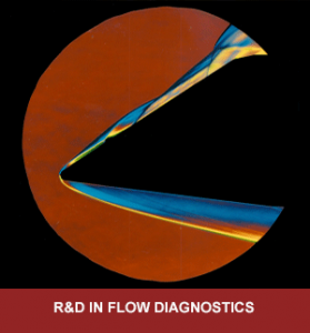 R&D in Flow Diagnostics sensor technology