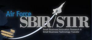 AF SBIR logo research