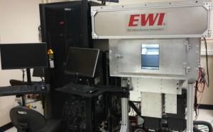 EWI L-PBF Test Bed sensor integration