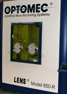 LENS 850 integrated sensor integration