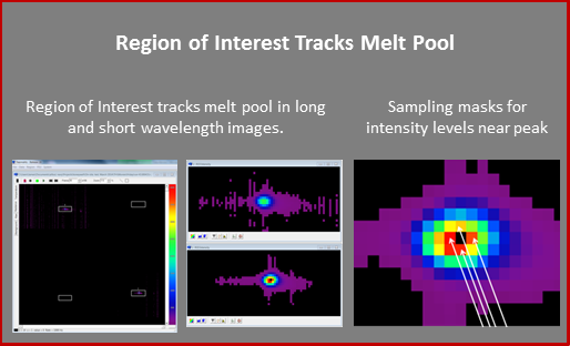 Regions of Interest software ThermaViz