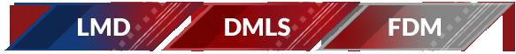 LMD DMLS FDM