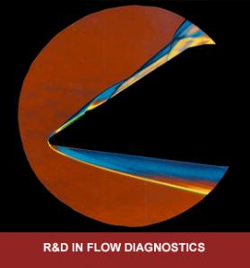 R&D in Flow Diagnostics sensor technology