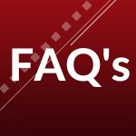 FAQ's questions